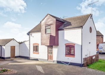 Thumbnail 3 bed detached house for sale in Russet Close, Hatton, Derby
