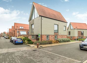 Thumbnail 4 bed detached house for sale in Elliotts Way, Chatham
