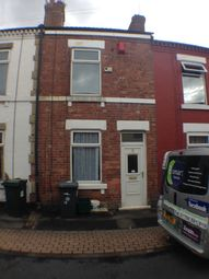 Thumbnail 3 bed terraced house to rent in Belmont Street, Mexborough