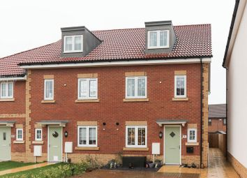 Thumbnail 3 bed terraced house for sale in Byways Park, Strode Road, Clevedon