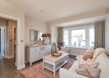 Thumbnail 4 bed detached house for sale in Main Road, Broomfield Village, Chelmsford