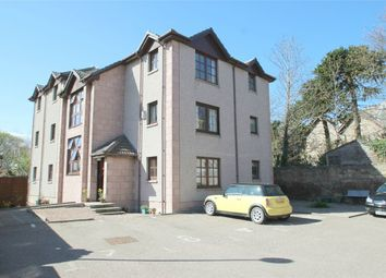 Thumbnail 4 bed flat for sale in Rosebank Court, Nairn