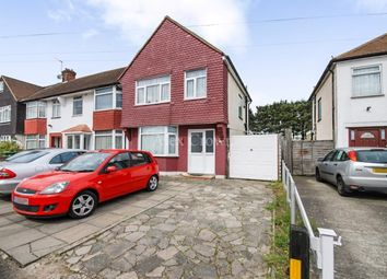 Thumbnail 3 bed property for sale in Ruthven Avenue, Waltham Cross