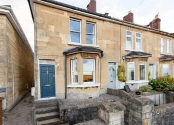 Thumbnail 2 bed end terrace house for sale in Tyning Terrace, Fairfield Park, Bath