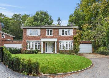 Thumbnail 5 bedroom detached house for sale in Cedar Close, London