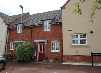 Thumbnail 2 bed terraced house for sale in Wellworthy Drive, Netherhampton Road, Salisbury