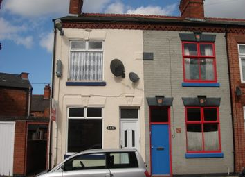 Thumbnail 3 bed end terrace house to rent in Kensington Street, Belgrave, Leicester