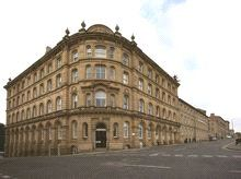 Thumbnail 1 bed flat to rent in Howgate House, 3 Wellington Road, Dewsbury, West Yorkshire