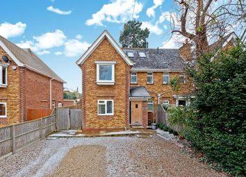 Thumbnail 4 bed semi-detached house to rent in Manor Drive, Berrylands, Surbiton