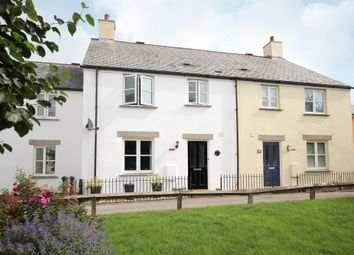 Thumbnail 3 bed end terrace house for sale in Lower Saltram, Plymstock, Plymouth