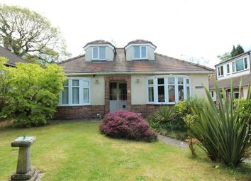 Thumbnail 4 bed detached bungalow for sale in Caerphilly Close, Rhiwderin, Newport