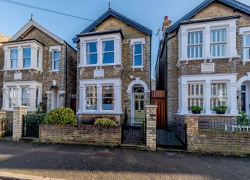 Thumbnail 3 bed detached house for sale in Cobham Road, Kingston Upon Thames