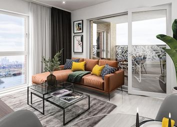 """Thumbnail 3 bed flat for sale in """"Wren House"""" at Forest Works, Forest Road, London"""