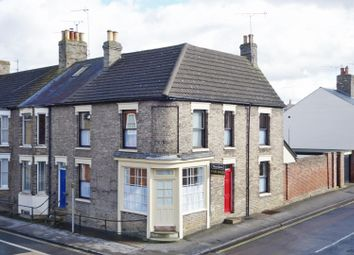 Thumbnail 3 bed end terrace house for sale in Albert Street, Bury St. Edmunds
