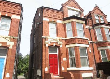 Thumbnail 4 bed flat to rent in Balliol Road, Bootle