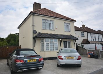 Thumbnail 3 bed detached house for sale in Colchester Road, Harold Park, Romford