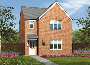 """Thumbnail 3 bedroom detached house for sale in """"The Hatfield"""" at Oundle Road, Woodston, Peterborough"""