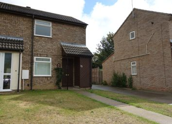 Thumbnail 2 bedroom end terrace house for sale in Harebell Way, Carlton Colville, Lowestoft, Suffolk