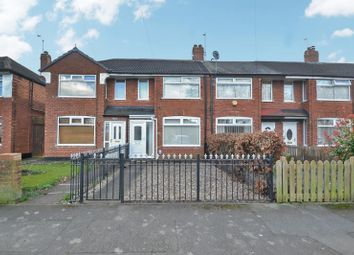 Thumbnail 2 bed terraced house to rent in Spring Bank West, Hull