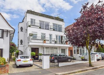 Thumbnail 3 bed flat for sale in Salisbury Road, Leigh-On-Sea, Essex