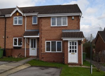 Thumbnail 2 bed town house to rent in Holby Square, Wakefield