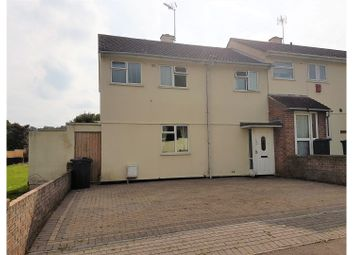 Thumbnail 3 bed end terrace house for sale in Matson Avenue, Gloucester