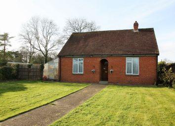 Thumbnail 3 bed detached bungalow for sale in Titchfield Lane, Wickham, Fareham