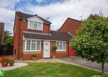 Thumbnail 2 bed link-detached house for sale in Helens Gate, Thomas Rochford Way, Cheshunt, Waltham Cross