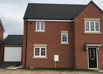 Thumbnail 3 bed detached house to rent in Birstall Meadows Road, Hallam Fields, Birstall