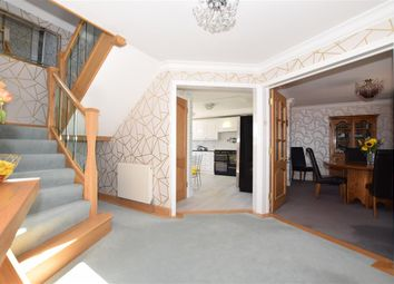 Thumbnail 4 bed detached house for sale in Horseshoes Lane, Langley, Maidstone, Kent