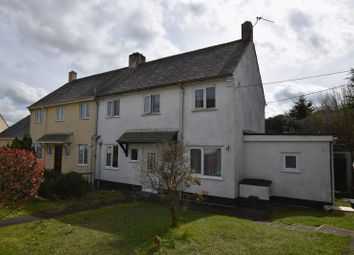Thumbnail 3 bed semi-detached house for sale in Moorfield, Lifton
