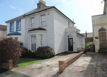 Thumbnail 3 bed semi-detached house for sale in Vale Road, St Leonards On Sea, East Sussex