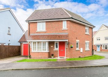 Thumbnail 3 bedroom detached house for sale in Catesby Meadow, Sudbury