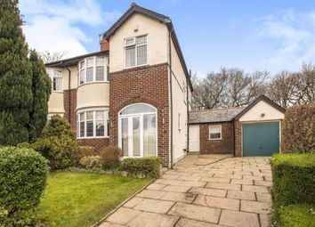 Thumbnail 3 bed semi-detached house for sale in Yewlands Drive, Fulwood, Preston, Lancashire