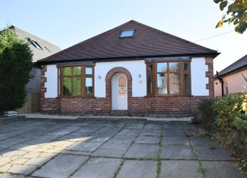 Thumbnail 3 bed bungalow for sale in Field Lane, Boundary, Swadlincote