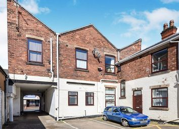 Thumbnail 1 bed flat to rent in Borough Road, Burton-On-Trent