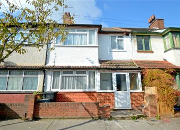 Thumbnail 3 bed terraced house to rent in Grenaby Avenue, Croydon
