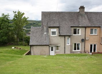 Thumbnail 3 bed end terrace house for sale in 10 Bute Terrace, Port Bannatyne, Isle Of Bute