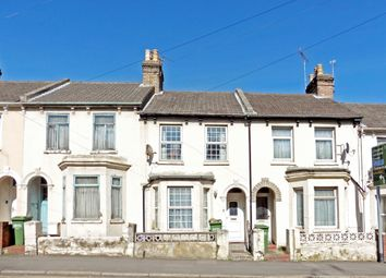Thumbnail 2 bed terraced house to rent in Pavilion Road, Folkestone