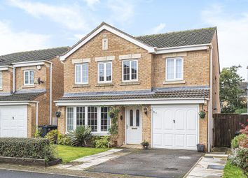 Thumbnail 4 bed detached house for sale in Catton Way, Brayton, Selby