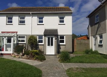 Thumbnail 3 bed detached house to rent in Freshbrook Close, Eastern Green, Penzance