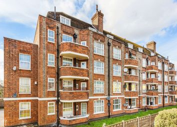 Thumbnail 4 bed flat for sale in Morden Road, London