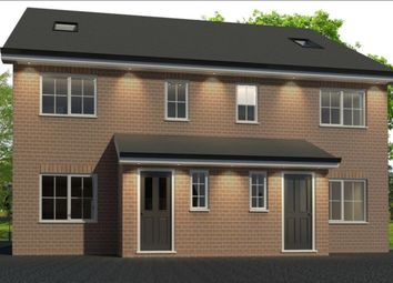 Thumbnail 3 bedroom semi-detached house for sale in Leicester Street, Wolverhampton
