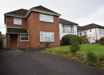 Thumbnail 3 bed detached house for sale in Robins Lane, Barry