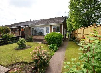 Thumbnail 2 bed semi-detached bungalow for sale in Apedale Road, Chesterton, Newcastle-Under-Lyme