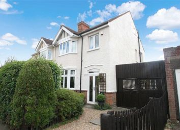 Thumbnail 4 bed semi-detached house for sale in Irwin Road, Bedford