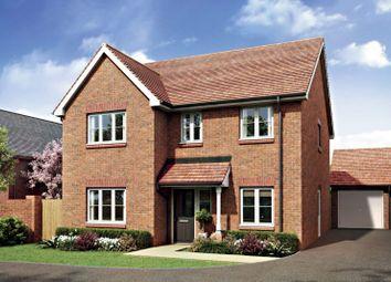 "Thumbnail 4 bed detached house for sale in ""The Curridge"" at Avon Close, Ash, Aldershot"