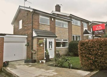Thumbnail 3 bed semi-detached house for sale in Ramwells Brow, Bolton