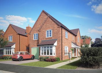Thumbnail 4 bed detached house for sale in The York, Wellington Road, Church Aston, Newport