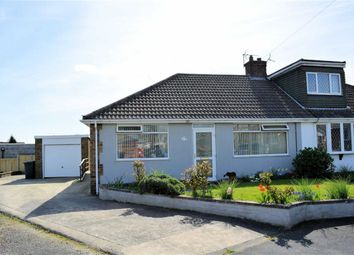 Thumbnail 2 bed semi-detached bungalow for sale in Wentworth Close, Eggborough